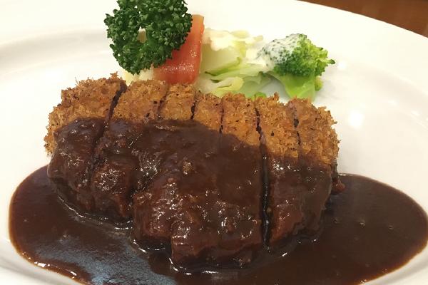 Grill TENPEI (グリル テンペイ)ハンバーググラタンセット(2,700円)