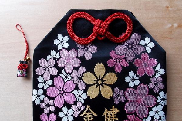 「春爛漫」柄の御朱印帳(櫻木神社)